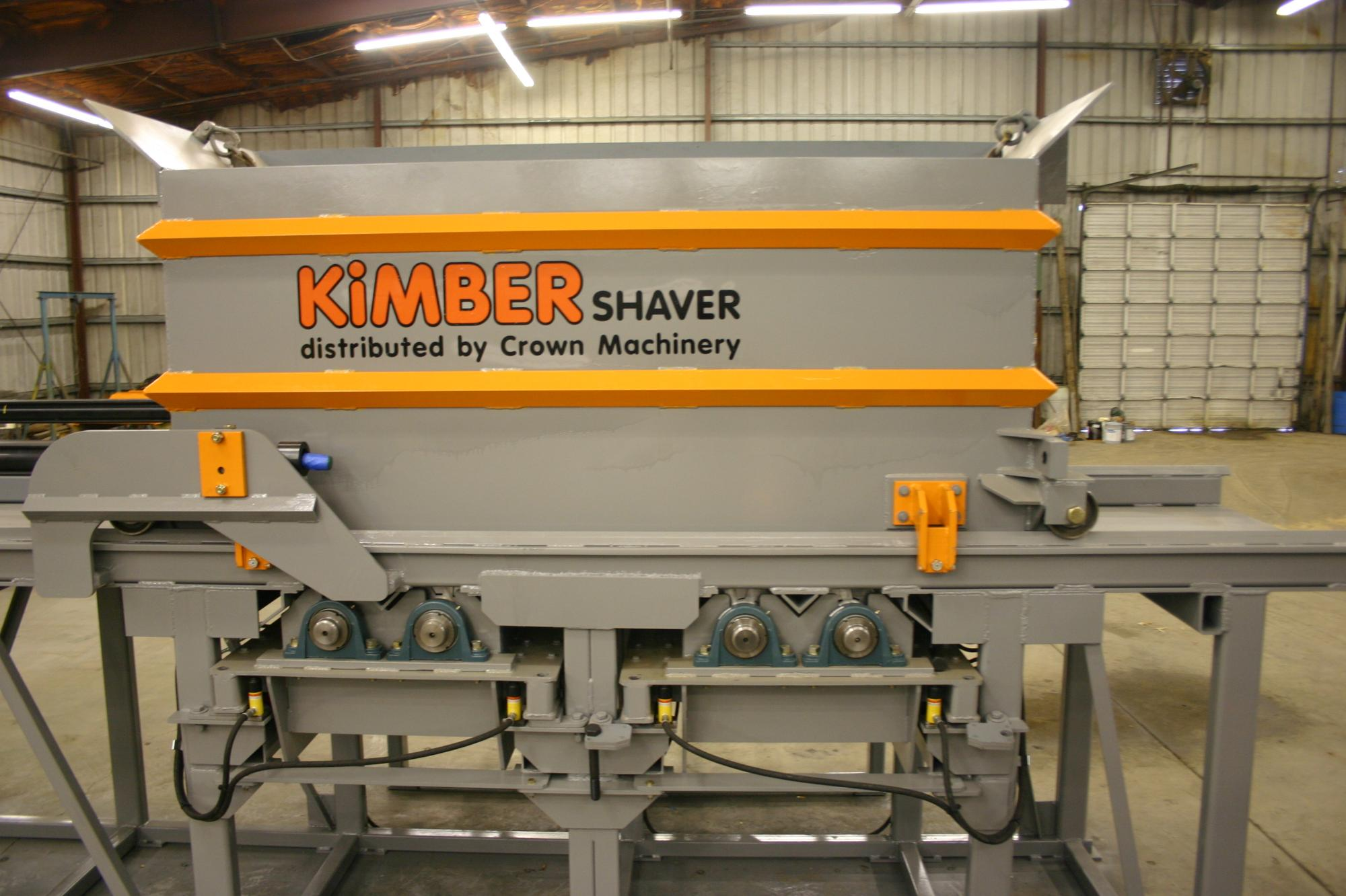 Kimber Shavings Machine